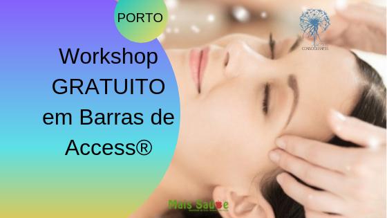 Workshop GRATUITO de Introdução às Barras