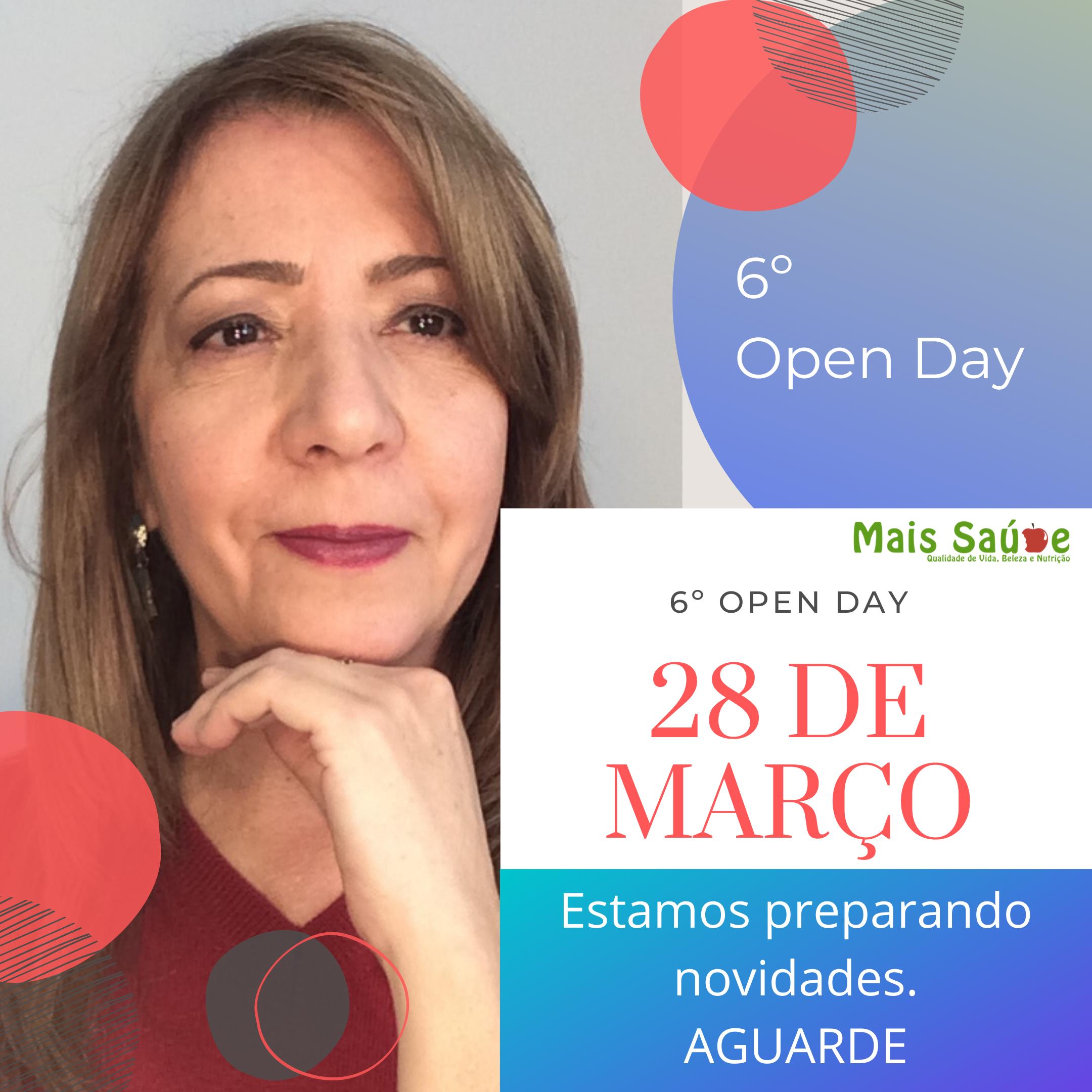 6º OPEN DAY